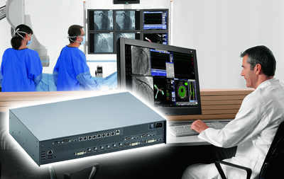 New Large Monitor Manager from EIZO Simplifies the Workflow of Doctors
