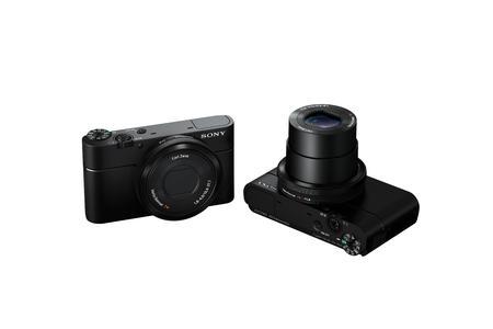 Cyber shot DSC RX100 von Sony