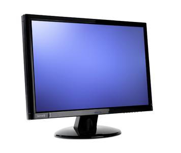 TERRA LCD 2430W Greenline  seitlich links 10cm