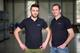 Safer Özmen and Alfred Wechsler, tester at Toolcraft