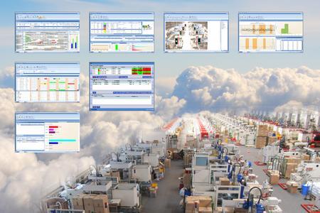 MES HYDRA in der Cloud steht für Flexibilität, Verfügbarkeit und Standardisierung