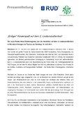 Pressemitteilung DGG und RUD: Lindenstraßenfest 10. Juli 2011