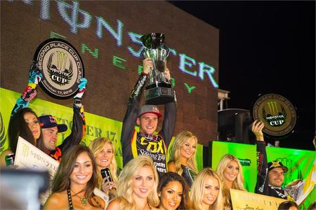 Roczen gewinnt in Las Vegas