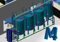 Module für alle Herausforderungen in der Anlagen- und Fabrikplanung