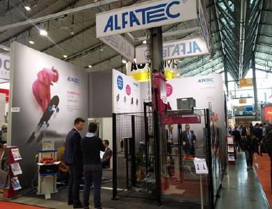 Die Alfatec GmbH Fördersysteme wird zum ersten Mal auf der FMB 2017 vertreten sein. (c) ALFATEC GmbH Fördersysteme