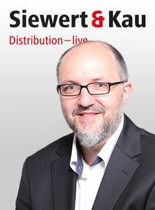 Markus Frank, Produktmanager bei der Siewert & Kau Computertechnik GmbH