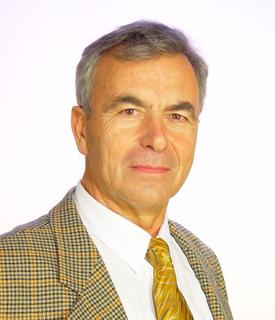 Professor Friedhelm Noack, © TU Ilmenau