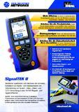 SignalTEK II Spezifikationen