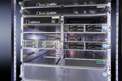 Rittal is a driver of standardized Open Rack technology