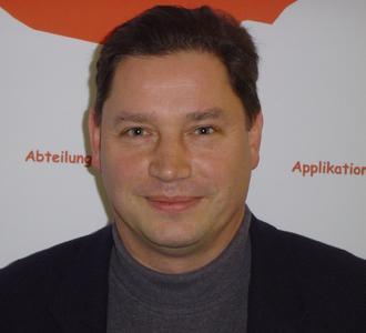Rudolf Miltner, Applikationsleiter im BMF