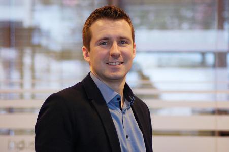 Ing. Wolfgang Haginger, Vertriebsleiter Industrie Informatik GmbH