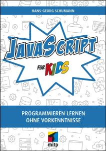 Cover von JavaScript für Kids