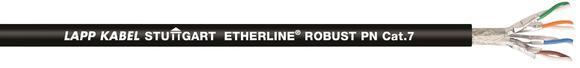 Mit der ETHERLINE® ROBUST vervollständigt Lapp sein Leitungsportfolio für die Lebensmittelindustrie