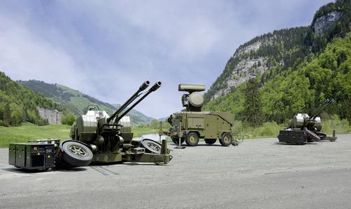 Rheinmetall liefert vier Flugabwehrsysteme an das Königlich Thailändische Heer