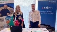 eurodata Österreich präsentiert sich auf Prager Tankstellenkongress