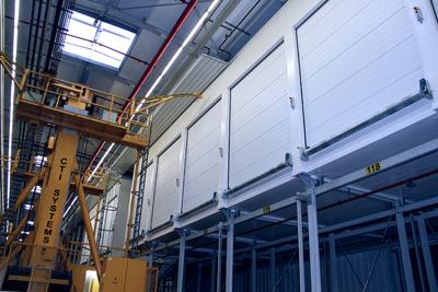 Temperature controlled storage facilities for the new LuxairCargo Heathcare & Pharmaceuticals Center