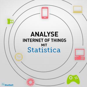Statistica für Analysen des Internet of Things