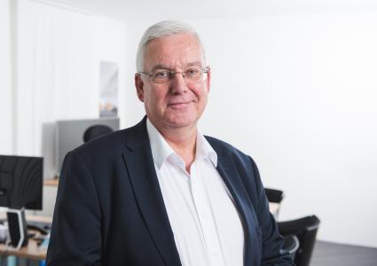 Rüdiger Hubrach, Geschäftsführer der Future-X