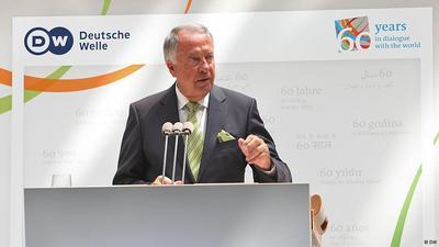 "Bernd Neumann: ""Deutsche Welle conveys universal values and builds bridges"""
