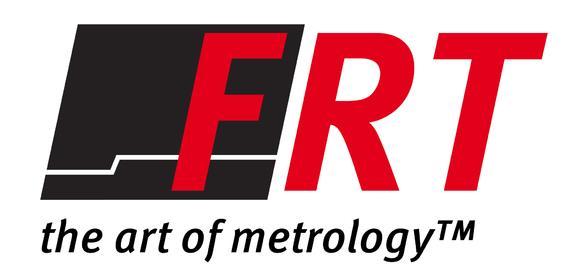 Fries Research & Technology GmbH (FRT) bietet 3D-Oberflächenmesstechnik bis zur Mikro- und Nanometerauflösung für Forschung und Produktion.
