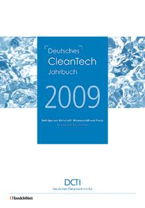 Deutsches CleanTech Jahrbuch 2009