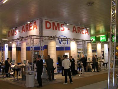 DMS-Forum auf der CeBIT 2005