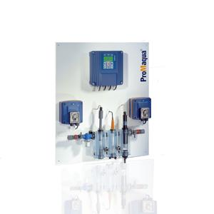 Metering systems for the swimming pool DULCODOS® Pool with single-channel or multi-parameter measuring and control units