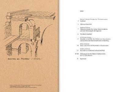 Inhaltsverzeichnis der Festschrift