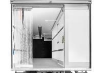 Laderaum mit Kühlkammer