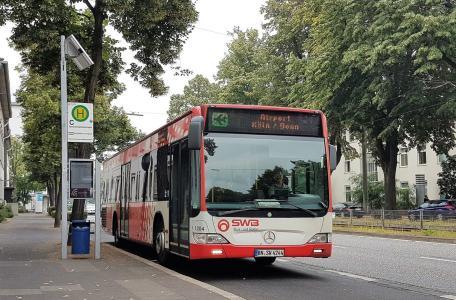 Papercast in Bonn 1