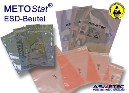 METOSTAT ESD-Beutel in verschiedenen Variationen