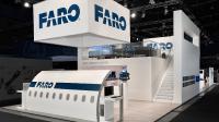 KECK für FARO auf der Control 2019 in Stuttgart
