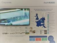 Asahi Kasei Europe opens Exhibition Center in the European Headquarters in Düsseldorf
