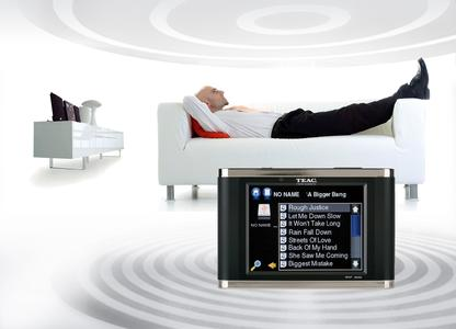 Luxus pur: Kabelloses Music Streaming mit TEACs neuer WAP-Serie
