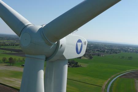 """Lösungsansätze für die Skalierbarkeit getriebeloser Windenergieanlagen sind ein Schwerpunktthema auf der 3. Fachkonferenz """"Getriebelose Windenergieanlagen"""" in Bremerhaven, Foto: VDI Wissensforum / Vensys Energy AG"""
