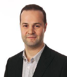 Mark Radford, New CEO, LMI Technologies
