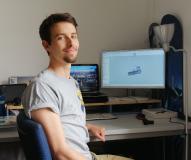 Nikolas Klein, Techn. Hilfskraft