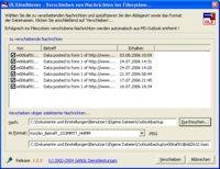Der OLXMailMover speichert E-Mail-Nachrichten an jedem beliebigen Ort im Windows-Dateisystem