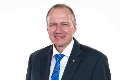 Norbert Gemmeke, Managing Director HARTING Electric