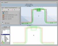 tabellarischer Vergleich 3D - 2D