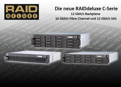 RAIDdeluxe C-Serie