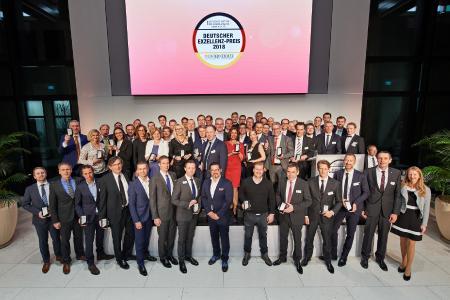 Preisträger Deutscher Exzellenz-Preis, Copyright Uwe Nölke/DUB/DISQ