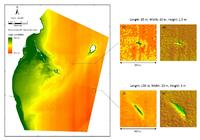 Detection and Mapping of Mud Volcanoes in the Caspian Sea – Morphological Interpretation / Credit: GAF