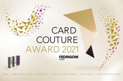 Fedrigoni Card Couture Award 2021
