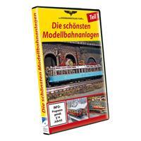 DVD Die schönsten Modellbahnanlagen - Teil 1