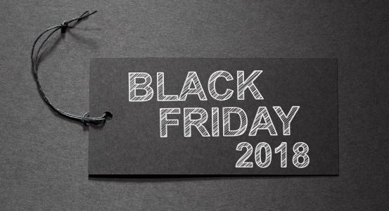 Boniversum zeigt: Black Friday 2018 toppt alles – 86,2 Prozent mehr Kaufabsichten als an regulärem Freitag / Fotolia