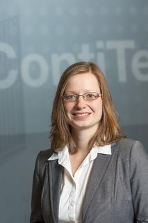 Antje Lewe New Spokesperson for ContiTech AG