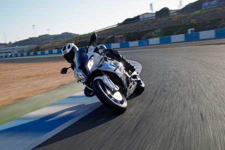BMW HP4 mit Paket Competition