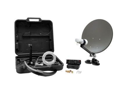 XORO MCA 38 HD Set inklusive Universal LNB XORO SF 100 (HDTV tauglich)