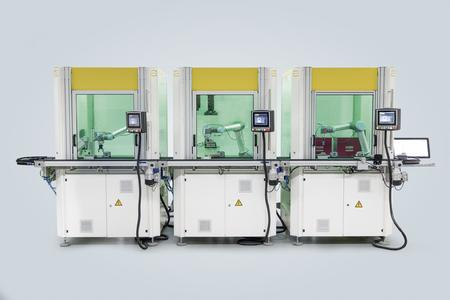 At the Hanover Fair, HARTING will be featuring the Integrated Industry Demonstrator, which addresses the topics holistically